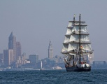 Shelly Hansel - Tall Ship in C-Town